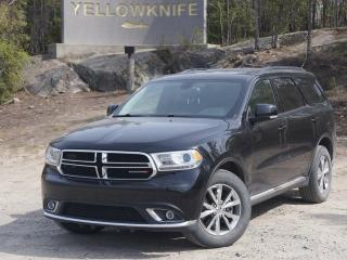 Used 2015 Dodge Durango LIMI for sale in Yellowknife, NT