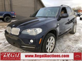 Used 2007 BMW X5 4D Utility AWD for sale in Calgary, AB