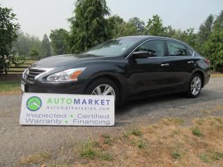 Used 2015 Nissan Altima 2.5 for sale in Surrey, BC
