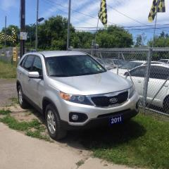 Used 2011 Kia Sorento PERFECT UBER VEHICLE ALL WELCOME for sale in Scarborough, ON
