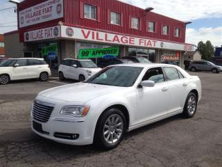 Used 2014 Chrysler 300 TOURING LEATHER,REMOTE STARTER,BACKUP CAMERA,8.4 T for sale in Ajax, ON
