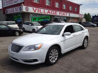Used 2014 Chrysler 200 TOURING AIR,AUTO,PWR WINDOWS & LOCKS,KEYLESS,ALLOY for sale in Ajax, ON