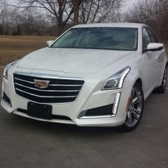 2015 Cadillac CTS 2.0 Luxury Package
