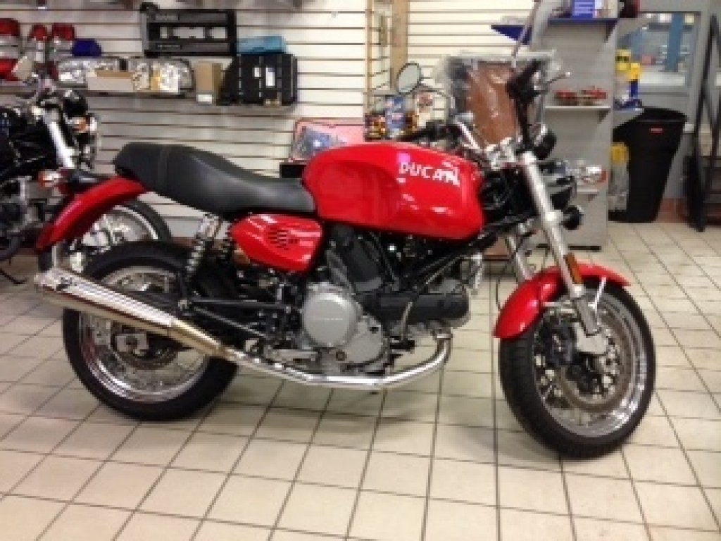 Used Ducati Motorcycles Ontario