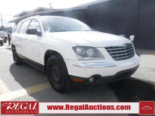 Used 2005 Chrysler Pacifica 4D Utility FWD for sale in Calgary, AB