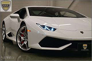 Used 2015 Lamborghini Huracan LP610-4 Coupe for sale in Oakville, ON