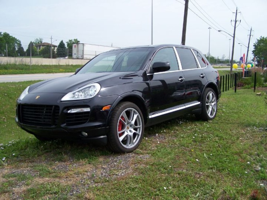 Used 2008 Porsche Cayenne S Turbo For Sale In Oakville