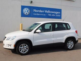 Used 2010 Volkswagen Tiguan 2.0 TSI Trendline for sale in Edmonton, AB
