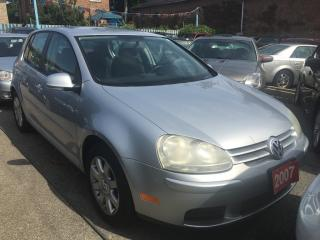 Used 2007 Volkswagen Rabbit 167K Alloys Heated Seats All PWR Opts for sale in Scarborough, ON