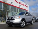 Used 2010 Honda CR-V EX-L- Honda Way Certified for sale in Abbotsford, BC