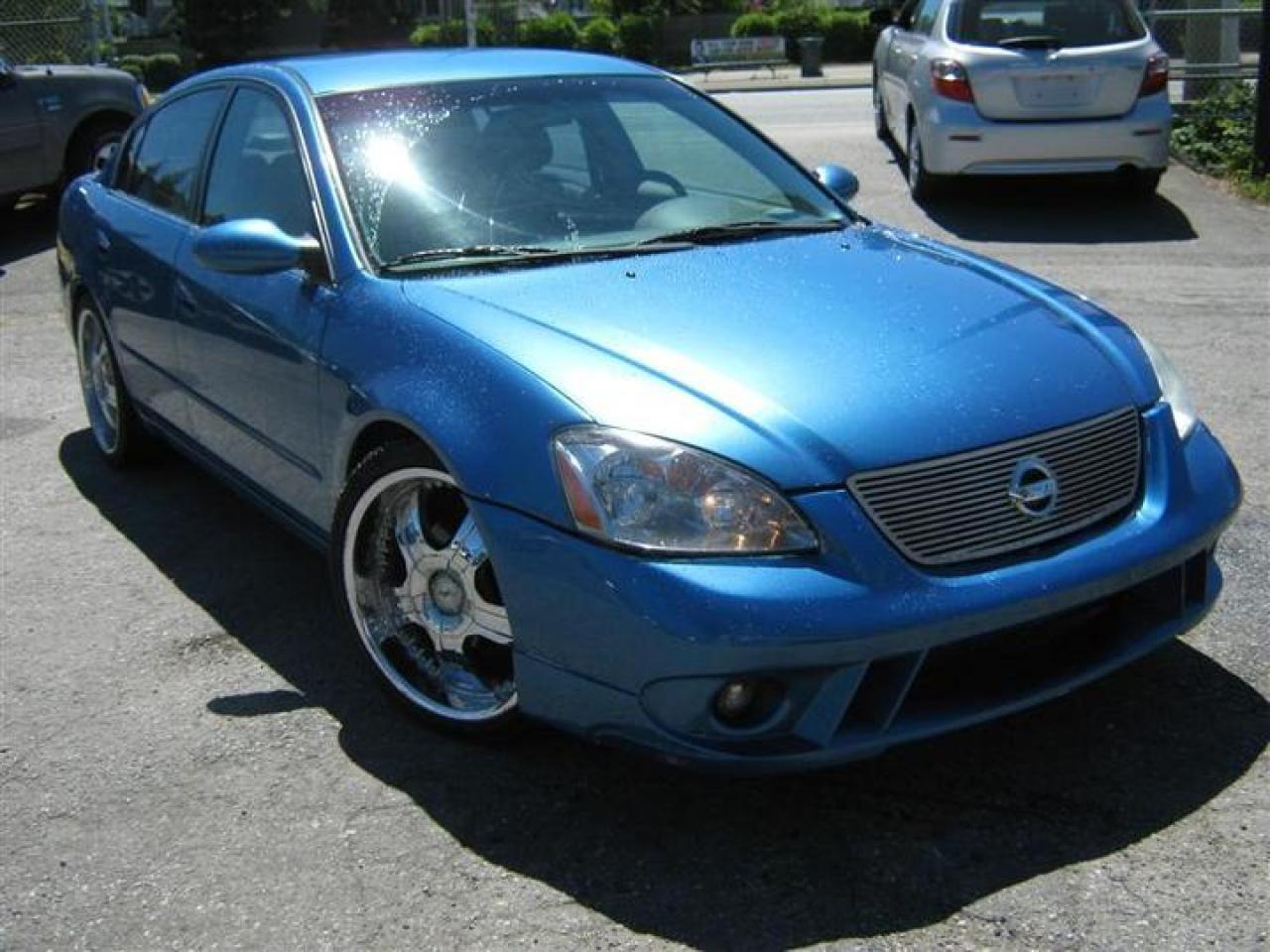 2003 Nissan Altima 2.5 Custom