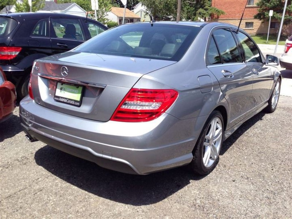 Used car dealer hamilton for Mercedes benz st catharines