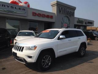 Used 2014 Jeep Grand Cherokee Limited for sale in Ajax, ON