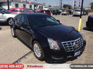 Used 2013 Cadillac CTS Luxury | LEATHER | HEATED SEATS | SAT RADIO for sale in London, ON