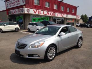 Used 2011 Buick Regal CXL LEATHER,PWR/SUNROOF,HEATED FRONT SEATS for sale in Ajax, ON