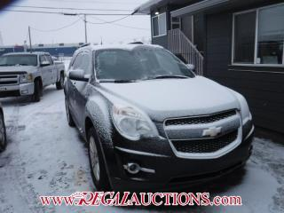 Used 2010 Chevrolet EQUINOX LT1 4D UTILITY AWD for sale in Calgary, AB