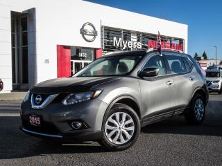 Used 2015 Nissan Rogue SV, INTELLIGENT KEY, BLUETOOTH, A/C for sale in Orleans, ON