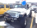 Used 2014 Jeep Wrangler Unlimited Sahara for sale in Ajax, ON