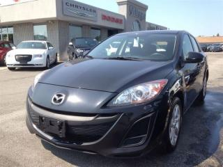 Used 2011 Mazda MAZDA3 Sport GX for sale in Ajax, ON