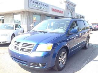 Used 2010 Dodge Grand Caravan SXT ***FACTORY TRAILER TOW PKG*** for sale in Ajax, ON