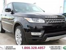 Used 2015 Land Rover Range Rover Sport V6 HSE - CPO 6yr/160000kms manufacturer warranty included until January 1, 2021! CPO rates starting at 2.9%! LOCAL ONE OWNER TRADE IN   NO ACCIDENTS   3M PROTECTION APPLIED   NAVIGATION   SURROUND CAMERA SYSTEM   PARKING SENSORS   PARK ASSIST   REVE for sale in Edmonton, AB