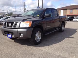 Used 2008 Nissan Titan XE for sale in Timmins, ON