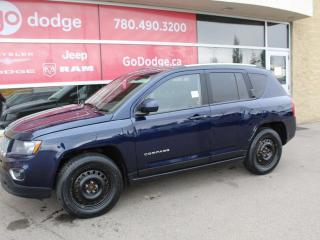 Used 2015 Jeep Compass HIGH ALTITUDE / BACKUP CAMERA / SUNROOF / for sale in Edmonton, AB