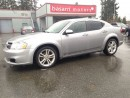 Used 2013 Dodge Avenger A/C, Power Windows/Locks, Fuel Efficient!! for sale in Surrey, BC