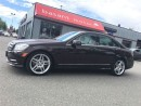 Used 2011 Mercedes-Benz C-Class C350, Nav, Panoramic Roof, AMG Wheels!! for sale in Surrey, BC