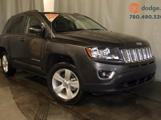 Used 2015 Jeep Compass sport 4x4 for sale in Edmonton, AB