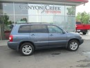 Used 2006 Toyota Highlander LIMITED  for sale in Calgary, AB