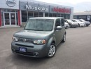 Used 2012 Nissan Cube SL for sale in Bracebridge, ON