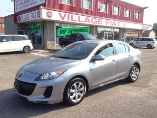 Used 2013 Mazda MAZDA3 GX ***HEATED SEATS***POWER STEERING*** for sale in Ajax, ON