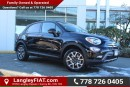 New 2016 Fiat 500X Trekking WITH BEATS PREMIUM AUDIO, MEDIA HUB for sale in Surrey, BC