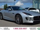 Used 2016 Jaguar F-Type R AWD Convertible - CPO 6yr/160000kms manufacturer warranty included July 28, 2021! CPO rates starting at 2.9%! LOCAL ONE OWNER TRADE IN   FULL 3M PROTECTION   SWITCHABLE ACTIVE SPORT EXHAUST   REVERSE TRAFFIC/BLIND SOT/CLOSING VEHICLE SENSORS   LEATHER H for sale in Edmonton, AB