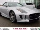 Used 2016 Jaguar F-Type R AWD Convertible - CPO 6yr/160000kms manufacturer warranty included July 28, 2021! CPO rates starting at 2.9%! LOCAL ONE OWNER TRADE IN | FULL 3M PROTECTION | SWITCHABLE ACTIVE SPORT EXHAUST | REVERSE TRAFFIC/BLIND SOT/CLOSING VEHICLE SENSORS | LEATHER H for sale in Edmonton, AB