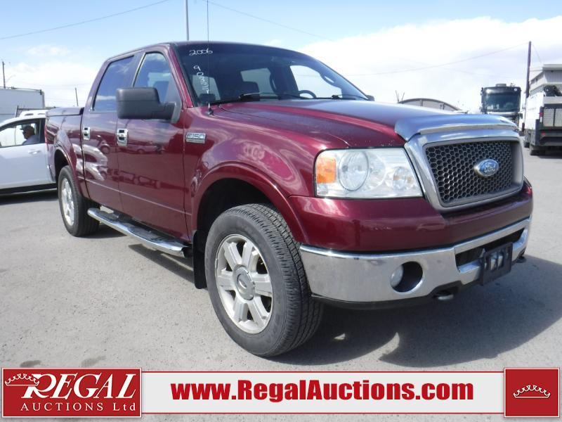 Used 2006 Ford F 150 Lariat 4dr Supercrew 4wd For Sale In Calgary