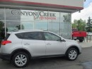 Used 2013 Toyota RAV4 LIMITED  for sale in Calgary, AB