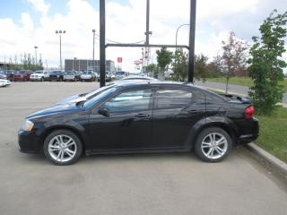Used 2013 Dodge Avenger SXT for sale in Grande Prairie, AB