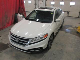 Used 2013 Honda Accord Crosstour EX-L V6 4WD 6AT for sale in Grande Prairie, AB