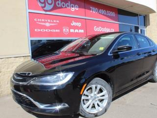Used 2015 Chrysler 200 Limi for sale in Edmonton, AB