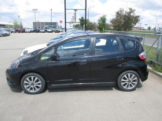 Used 2012 Honda Fit SPORT 5AT for sale in Grande Prairie, AB