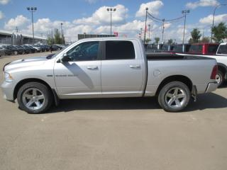 Used 2012 Dodge Ram 1500 Sport 4X4 CREW CAB for sale in Grande Prairie, AB