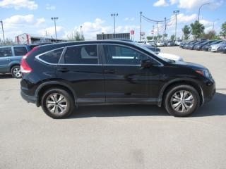 Used 2013 Honda CR-V EX-L 4WD 5AT for sale in Grande Prairie, AB