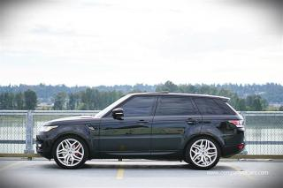 Used 2014 Land Rover Range Rover Sport V8 Supercharged Autobiography for sale in Burnaby, BC