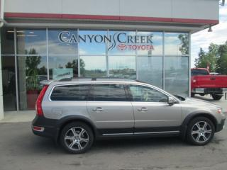 Used 2012 Volvo XC70 PLATINUM for sale in Calgary, AB