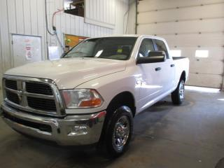 Used 2012 Dodge Ram 3500 SLT 4X4 Crew Cab SWB for sale in Grande Prairie, AB