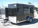 New 2017 US Cargo Utility Trailer Enclosed 6 x 10 + 18