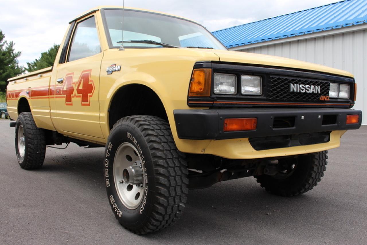 1983 Nissan PICKUP