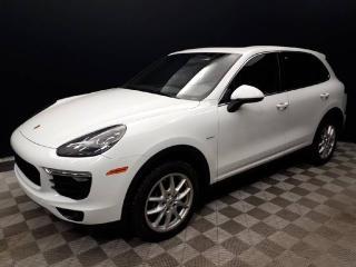 Used 2015 Porsche Cayenne Diesel - Remaining Warranty Dec of 2024 for sale in Edmonton, AB